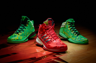 Adidas Unveils All-Star Edition Shoes for Howard, Holiday, and Duncan