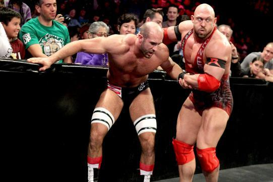 Ryback: Why He Should Be the United States Champion Before He Is WWE Champion?