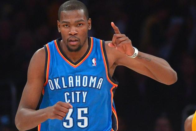 Kevin Durant Has Officially Surpassed Kobe Bryant as NBA's Best Closer