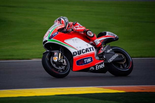 Valentino Rossi Gone, Ducati Finally Gets Serious About Developing Desmosedici