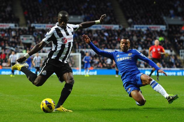 Moussa Sissoko Stars as Newcastle Beat Chelsea: Watch Gifs of Both His Goals