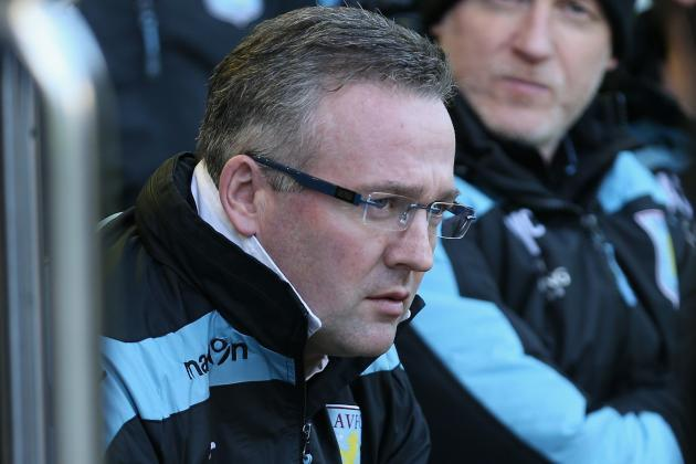 Aston Villa Manager Paul Lambert Admits to Mixed Emotions After Everton Draw