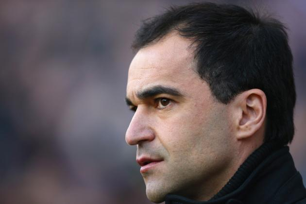 Roberto Martinez Said Wigan Gained a Point in 2-2 Draw with Southampton