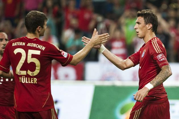 Mainz 0-3 Bayern Munich: Mandzukic Double Inspires Comfortable Victory