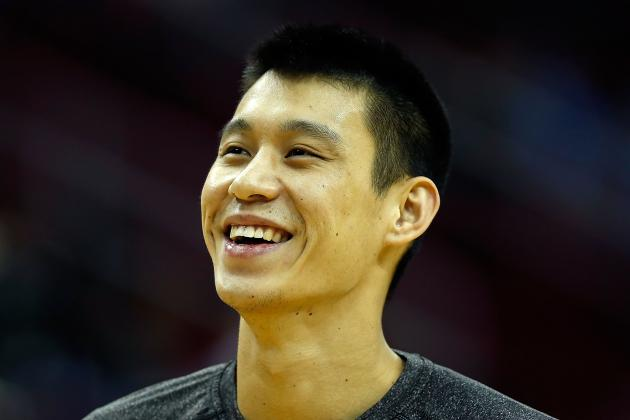 Jeremy Lin: Predicting Year-End Stats for Rockets Guard