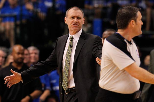 Rick Carlisle Agrees with Fine from NBA on Officiating Comments