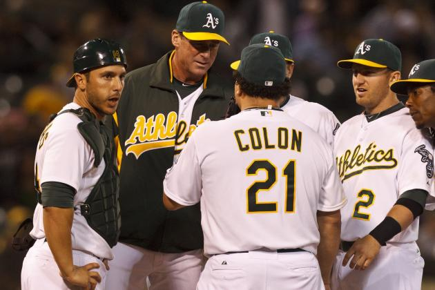 Will Bartolo Colon Be on the Oakland A's 25-Man Roster After Spring Training?