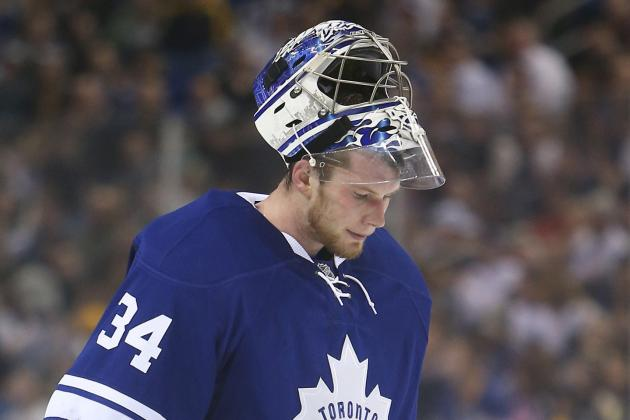 Reimer Gets the Call to Stop Bruins Domination over Leafs