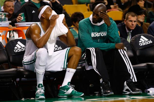Boston Celtics Prepared to Go Down with the Ship