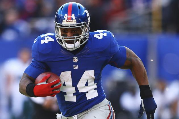 Ahmad Bradshaw Recovering from Latest Foot Surgery