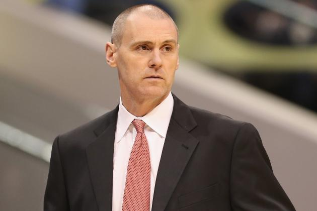 NBA Fines Mavs' Carlisle for Comments on Refs