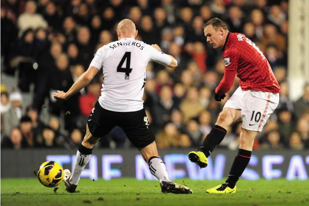 Fulham 0-1 Manchester United: Premier League as It Happened