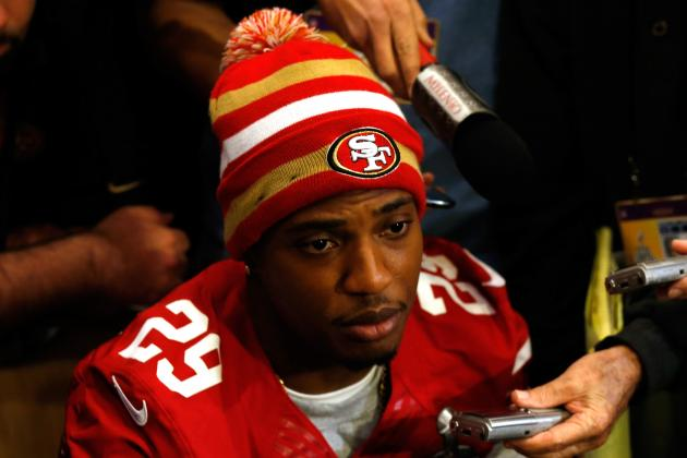 49ers' Chris Culliver to Undergo Sensitivity Training in Wake of Anti-Gay Remark