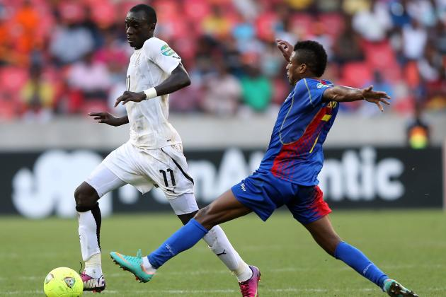 Ghana vs. Cape Verde: African Cup of Nations Live Score, Highlights and Recap