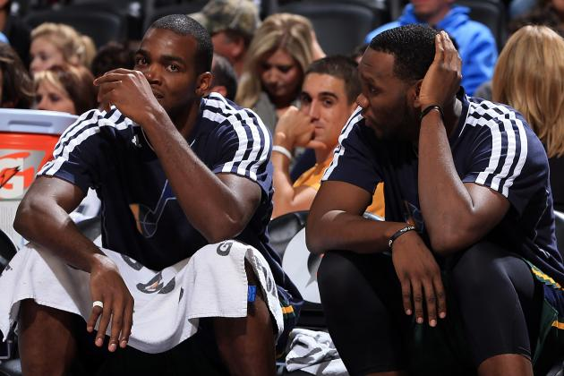Report: If Jazz Trade, They Would Trade Millsap, Not Jefferson