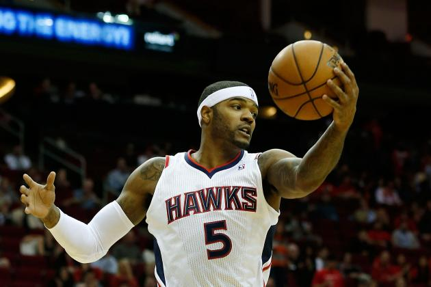 Report: Josh Smith Unlikely to Be Traded Due to Financial Concerns