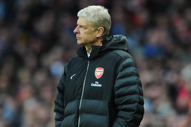 Arsene Wenger Defends Arsenal Players Behaviour After Tony Pulis Criticism