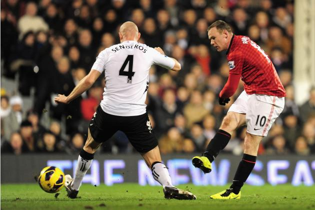 Rooney Lights United's Way to 10-Point Lead