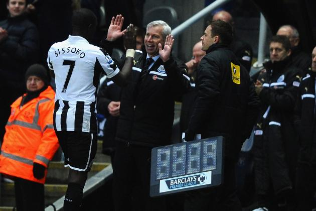 Alan Pardew Delighted as Moussa Sissoko Stars in Newcastle Win over Chelsea