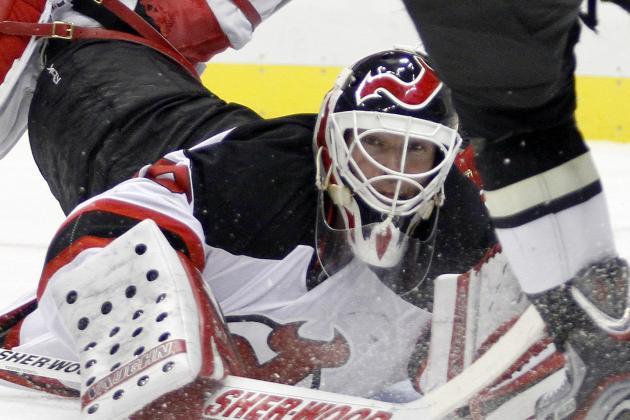 Devils Throttled by Penguins, 5-1, for First Regulation Loss of Season
