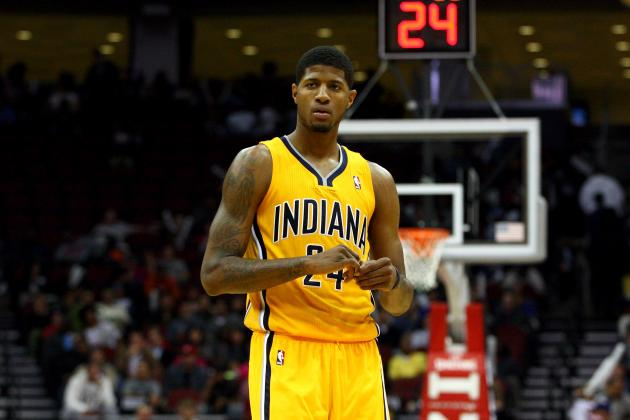 LeBron Has High Praise for Pacers' Paul George