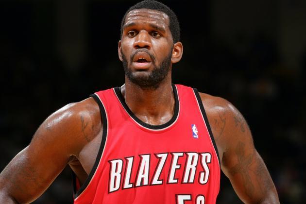 NBA Rumors: Greg Oden Reportedly Met with the Boston Celtics