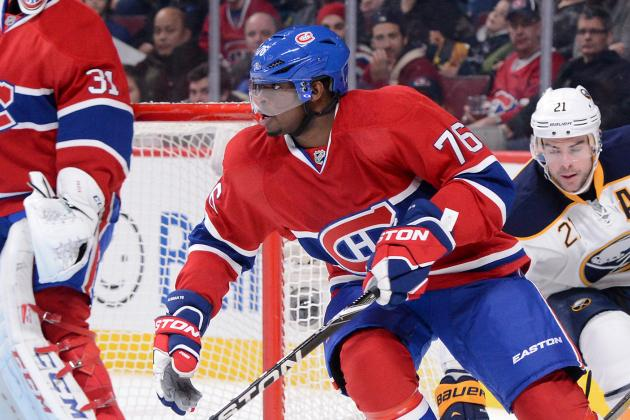 Welcome Back, P.K.: Subban to Play vs. Buffalo Today
