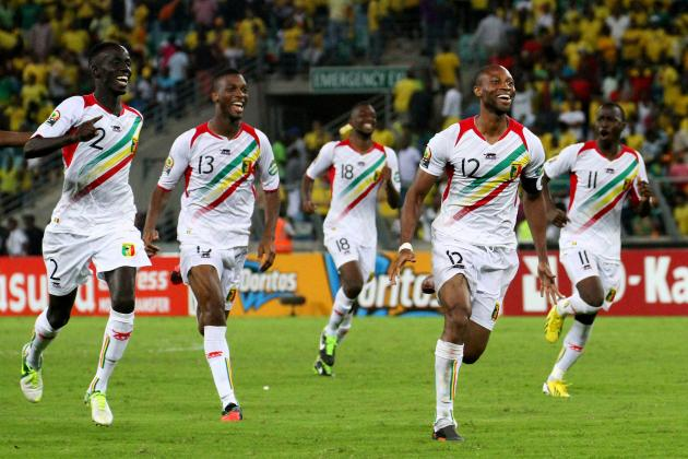 Afcon 2013: South Africa Bite the Dust, as Mali Progress