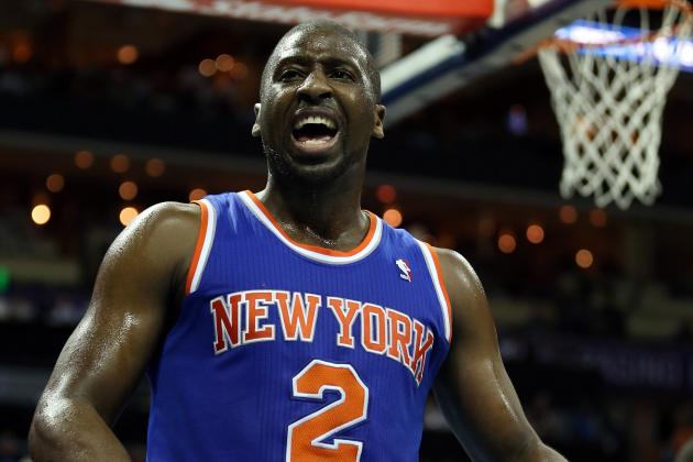 Raymond Felton Injures Pinkie in Knicks' Win over Bucks
