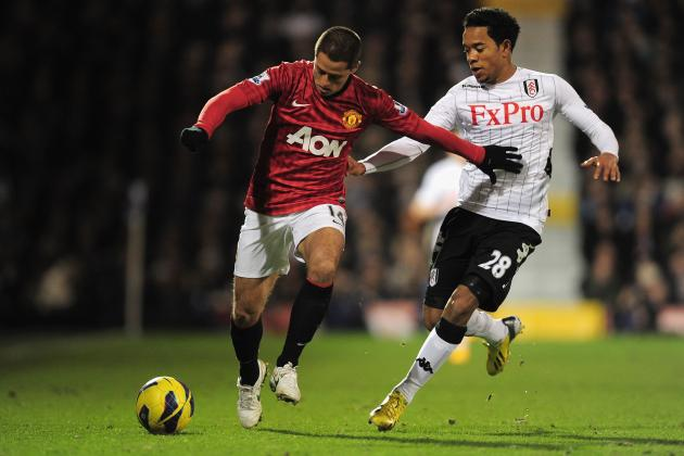 Late Manchester United Strike Breaks Fulham's Hearts