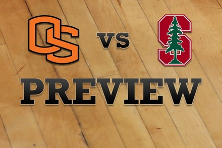 Oregon State vs. Stanford: Full Game Preview