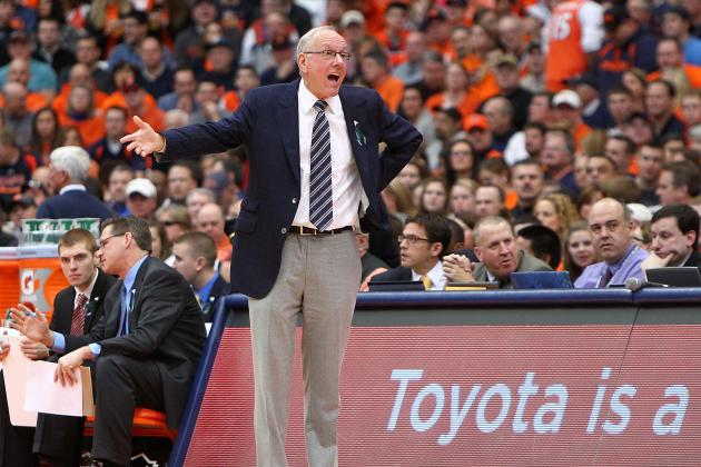 Jim Boeheim: Pittsburgh Is 'The Best Team We've Played So Far'