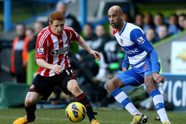 Reading 2 Sunderland 1: Late Header from Kebe Maintains Royals' Resurgence