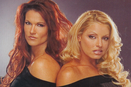 WWE Hall of Fame: You Cannot Have Trish Stratus Without Lita in This Year's HOF