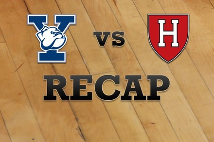 Yale vs. Harvard: Recap and Stats