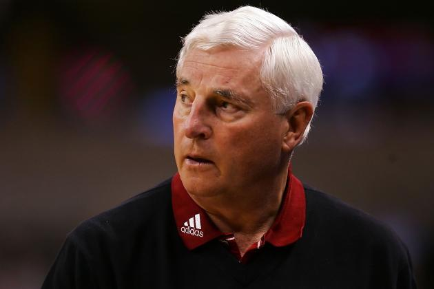Bob Knight Still Not Impressed with the Fab Five