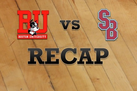 Boston University vs. Stony Brook: Recap and Stats