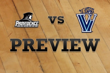 Providence vs. Villanova: Full Game Preview