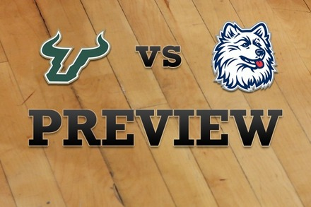 South Florida vs. Connecticut: Full Game Preview