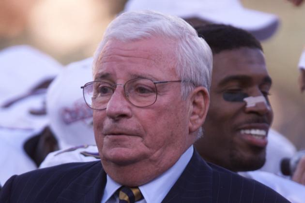 No Hall of Fame for Art Modell