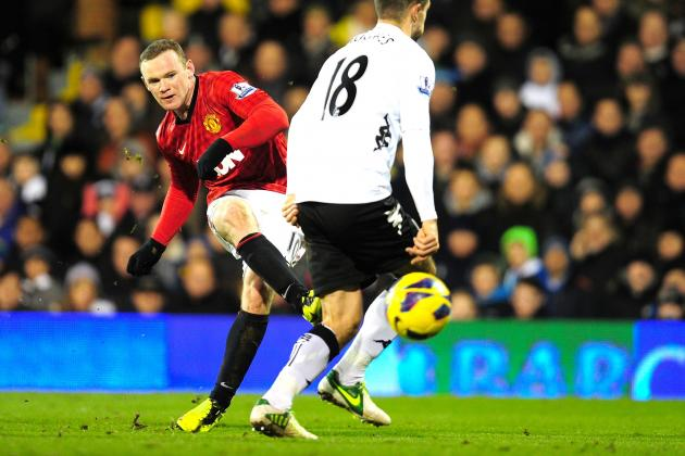 Wayne Rooney's Hot Streak Continues as Manchester United Edge Fulham