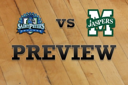 St. Peter's vs. Manhattan: Full Game Preview