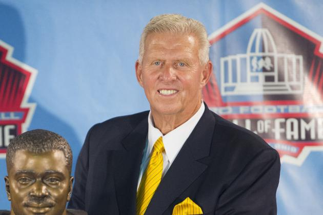 Parcells, Sapp, Lead NFL HOF Class