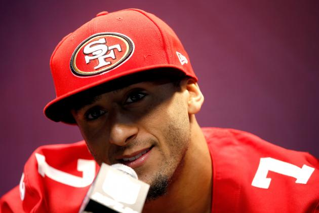 Is Colin Kaepernick an Overrated Quarterback Heading into Super Bowl XLVII?