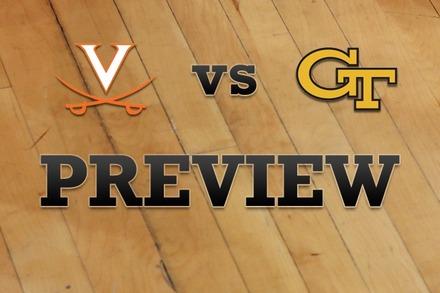 Virginia vs. Georgia Tech: Full Game Preview
