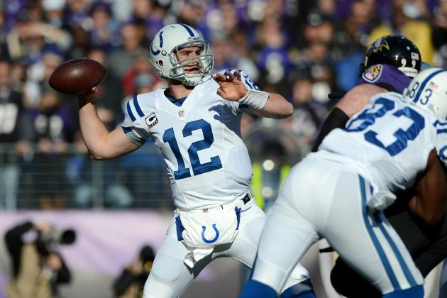 NFL Honors 2013: Breaking Down Stud QBs Up for Offensive Rookie of the Year