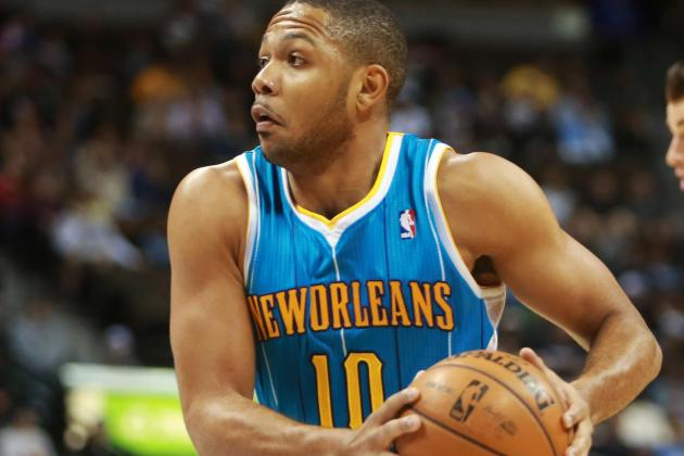Eric Gordon Officially out ...