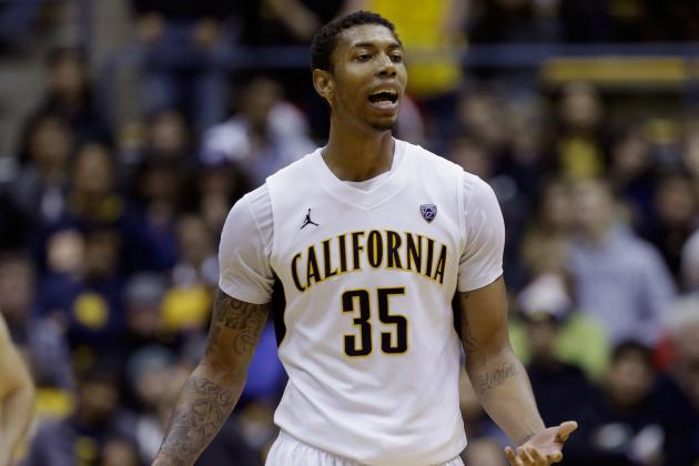 California 58, No. 10 Oregon 54