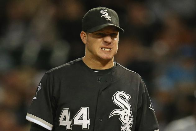 Sox's Peavy Driven to Pitch Even Better