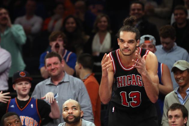 It's Officially Time to Embrace Joakim Noah Among NBA's Elite